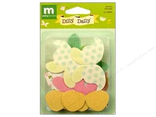 die cuts: Making Memories Die Cut Dilly Dally