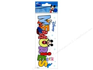 EK Disney Sticker Dimensional Memories Title