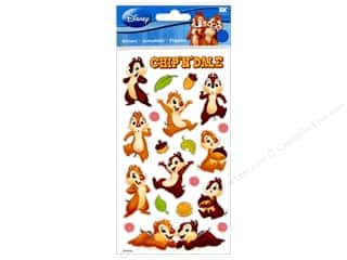 scrapbooking & paper crafts: EK Disney Stickers Chip N Dale
