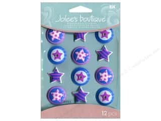 Jolee's Boutique Cabochons Star In The Circle