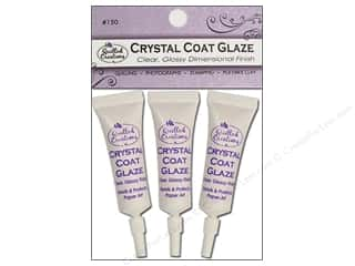 quilling: Quilled Creations Crystal Coat Glaze Clear 3pc