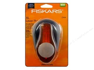 Fiskars Lever Punch XL Circle 2 in.