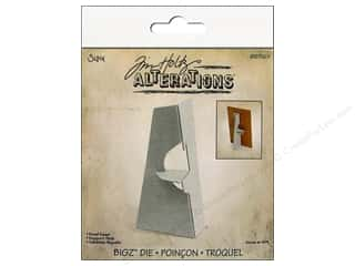 Sizzix Bigz Die Small Easel by Tim Holtz