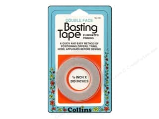 Double Sided Basting Tape by Collins 1/8 x 200 in.