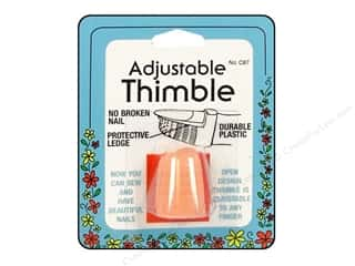 Quilting Collins: Adjustable Thimble by Collins