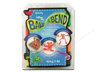 Weekly Specials Collection Kit: Sculpey SuperFlex Bake & Bend Clay Kit