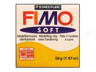 craft & hobbies: Fimo Soft Clay 2 oz. Sunflower