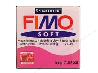 Fimo Soft Clay 2 oz. Raspberry