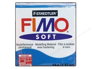 craft & hobbies: Fimo Soft Clay 2 oz. Pacific Blue