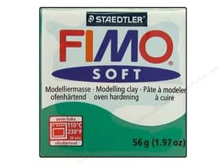 craft & hobbies: Fimo Soft Clay 2 oz. Emerald