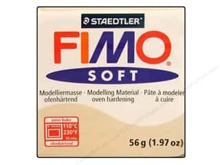 craft & hobbies: Fimo Soft Clay 2 oz. Sahara