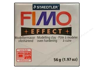Fimo Soft Clay 2 oz. Glitter Silver