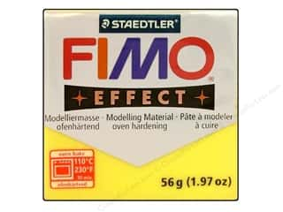 Fimo Soft Clay 2 oz. Transparent Yellow