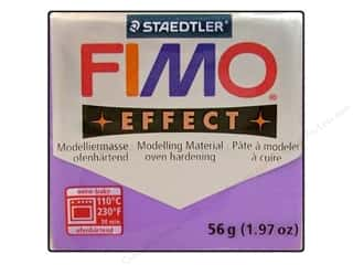 Fimo Soft Clay 2 oz. Transparent Purple
