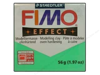 Fimo Soft Clay 2 oz. Transparent Green