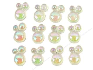 craft & hobbies: Jesse James Dress It Up Embellishments Bubbles