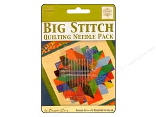 Colonial Needle Hand Needle Big Stitch Quilting Pack 14pc