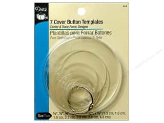 Cover Button Templates by Dritz 7pc.