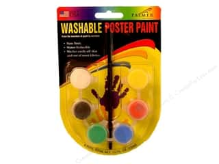 Palmer Washable Poster Paint 1/12 oz. Set Assorted Color