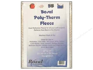 Bosal Polytherm Fleece - 31 x 36 in. White
