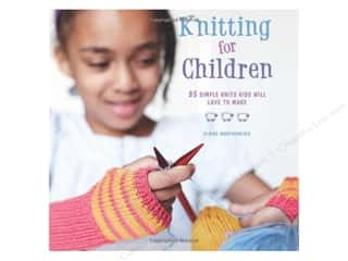 Cico Knitting For Children Book by Claire Montgomerie