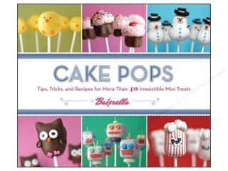 Cookbooks: Chronicle Cake Pops Book by Angie Dudley and Bakerella