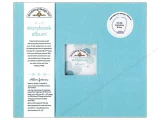 Doodlebug 12 x 12 in. Storybook Album Swimming Pool