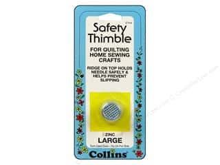Collins Safety Thimble - Large