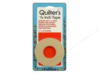 Quilters Tape by Collins 1/4 in. 24 yd.
