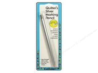 Quilter's Silver Pencil by Collins