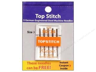 Klasse Topstitch Machine Needle Size 90/14 5 pc.