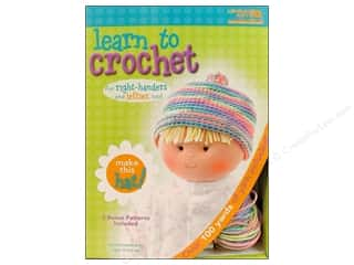 Fringe Makers / Tassel Makers / Pom Pom Makers: Leisure Arts Kit Learn To Crochet Hat