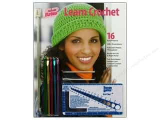 yarn & needlework: Susan Bates Kits Learn Crochet