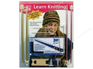 yarn & needlework: Susan Bates Kits Learn Knitting