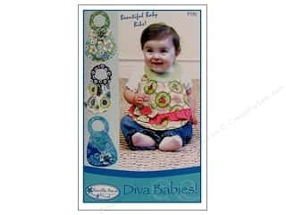 books & patterns: Vanilla House Diva Babies Bibs Pattern