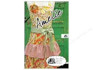 Bees: Busy Bee Designs Amelie Apron Pattern