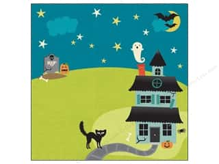 Halloween Spook-tacular: K&Company Paper 12x12 Ghostly Greetings Haunted Yard (25 sheets)