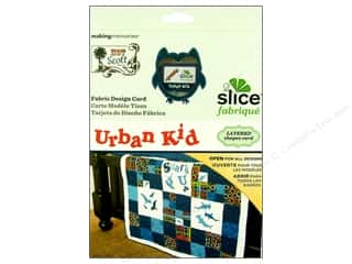 Slice Design Card Making Memories Fabrique Urban Kid