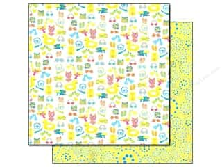 Clearance Best Creation Collection Kit: Best Creation 12 x 12 in. Paper Splash Fun Collection Stay Cool (25 sheets)