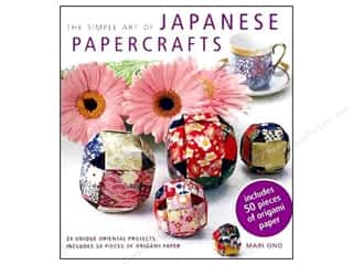 Cico The Simple Art Of Japanese Papercrafts Book by Mari Ono