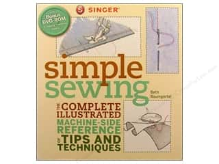 Computer Software / CD / DVD: Creative Publishing Singer Simple Sewing Book