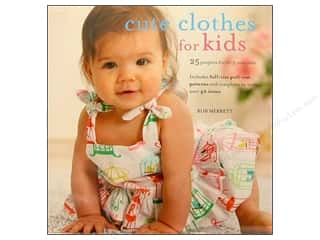 Cute Clothes for Kids Book by Rob Merrett