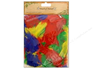 craft & hobbies: Midwest Design Turkey Feathers 14 gm. 2 - 3 1/2 in. Assorted