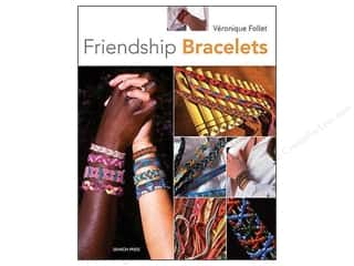 beading & jewelry making supplies: Search Press How To Make Friendship Bracelets Book