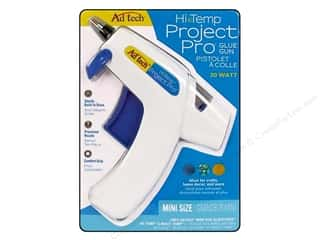 glues, adhesives & tapes: AdTech Project Pro- Glue Gun Mini Size High Temp