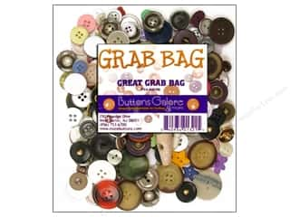 novelties: Buttons Galore Great Grab Bag 10 oz.