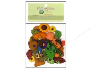 Buttons Galore & More: Buttons Galore Value Pack 50 pc. Autumn