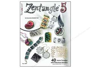 beading & jewelry making supplies: Design Originals Zentangle 5 Book