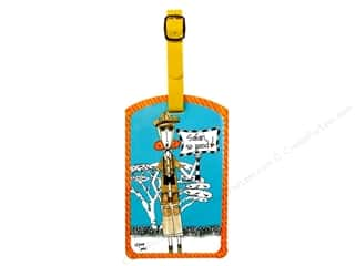 Clearance Pictura Luggage Tag: Pictura Luggage Tag Dolly Mama Africa