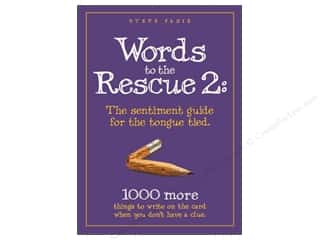 Clearance Books: Words To The Rescue 2 Book